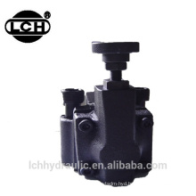 yuken hydraulic pressure reducing valve mixing distributor