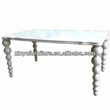 Wedding eventing party dining table XW1006