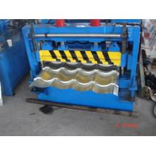 Оцинкованная машина для производства плитки с системой управления PLC