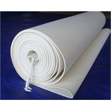 Jarum Nonwoven Punched Textile Polyester Felt