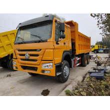 Camion à benne basculante de transport routier de bonnes conditions