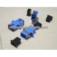 Adaptador de fibra óptica, SC / PC, SM, Simplex, 50pcs / Lot