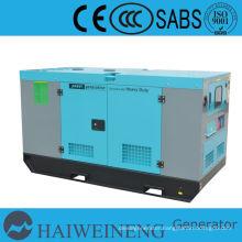 Small silent diesel generator power by 15kw Lion diesel engine(China generator)