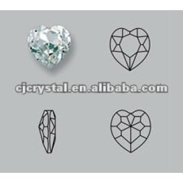 Kristallsteine für Kleidung