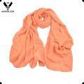 Мягкий акриловый сплетенный шарф