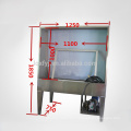 high pressure screen washing machine