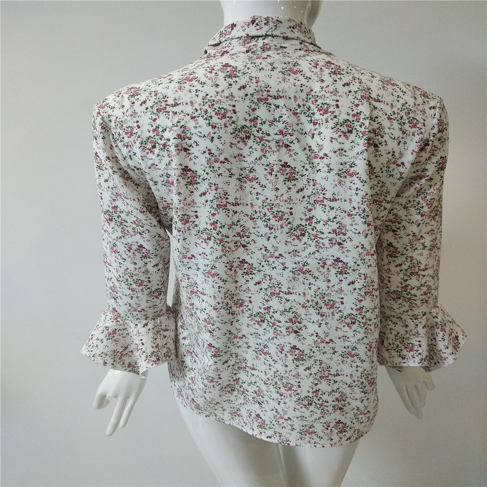 New Fashion Printed Shirt