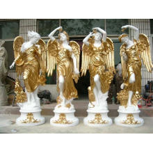Outdoor Fiberglass Four Seasons Statue For Sale