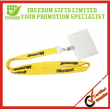 Promotional Polyester Lanyards ID Badge Holder