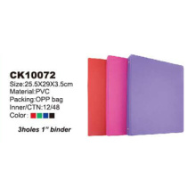 Double side PVC File Ring Binder