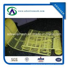 Gelber Plastikzaun, Sicherheitszaun
