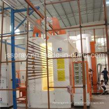 Equipamento de revestimento em pó de alumínio ou aço