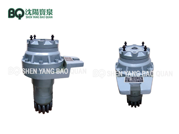 tower crane reducer
