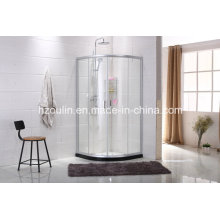 Simple Shower Room Enclosure with Clear Glass (E-01 with clear glass)