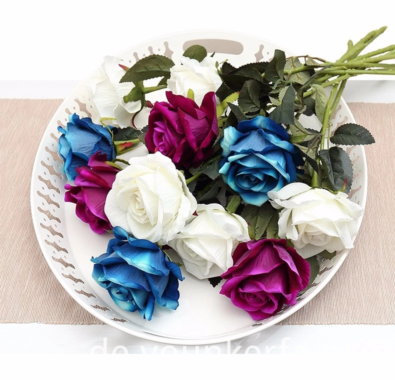 Rose Artificial Flowers 6 Jpg