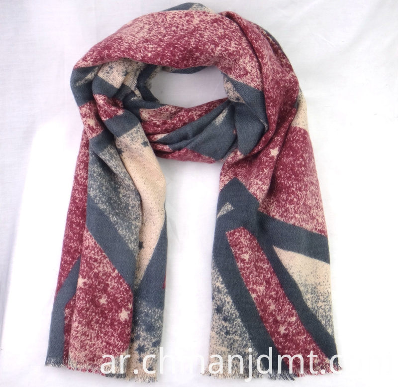 Ladies Supersoft Printing Scarves