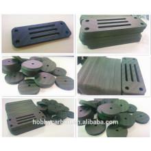 0,5mm 1,0mm 1,5mm 2,0mm 2,5mm kohlefaser cnc schneiden, carbon teile cnc cutting