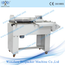 Semi Automatic Plastic Film Sealing Shrink Packing Machine