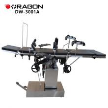DW-3001A Table d'opération d'ophtalmologie hydraulique manuelle