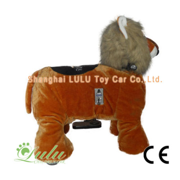 Lion Animal Rider Coin Operated Machine
