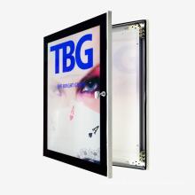Better Details Open Door Type Light Box Advertising Signboard