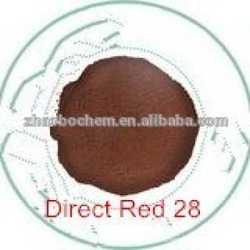 Прямой красный 28 Прямой Конго Красный 28