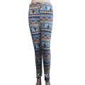 Leggings 98% poliéster 2% spandes Leggings