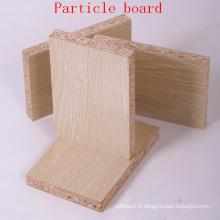 Bonne qualité Panneau de particules brutes