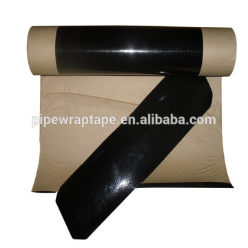 fita de envoltório de tubulação de polietileno manga poli