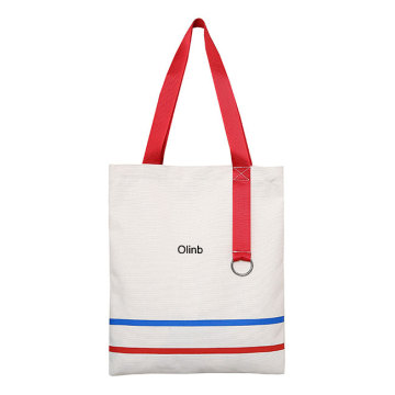 Benutzerdefinierte Baumwolle Canvas Grocery Cloth Tote Bag