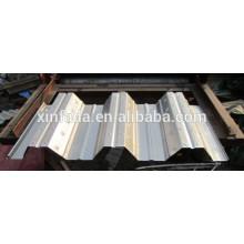 steel floor structure roll forming machine