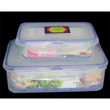 Caixa de preservação hermética 2pcs set (lfr4294)