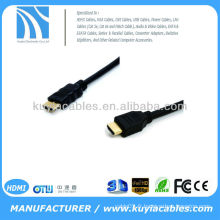 Câble hdmi bulk1.4v pour HDTV, Home Theater, PlayStation 3