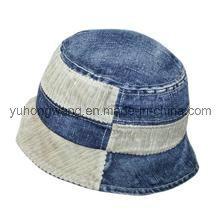 Gorra / sombrero del cubo del béisbol del dril de algodón, sombrero flojo de los deportes