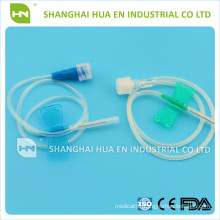 Hot sale medical butterfly needle for blood collection