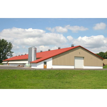 Steel Structure Poultry Bird House /Chicken House (KXD-PCH2)