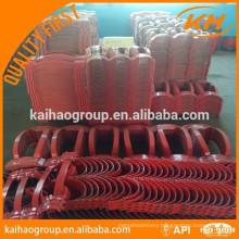 API spec bowl spring casing centralizer