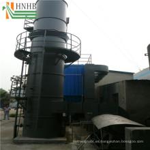 Filtro de polvo industrial de la eliminación de la ceniza con vida de servicio larga