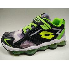Zapatillas deportivas para niños con suela de cojín de aire