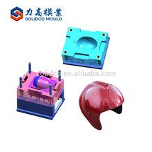 China Supplier High Quality Supply Professional Motorcycle Helmet Mould Plastic Bicycle Helmet Mould