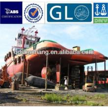 Adequado para navios de cruzeiro, barco de fundo pontiagudo, airbags marítimos de múltiplos propósitos