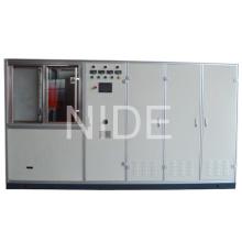 Máquina de tratamiento térmico del eje Máquina de procesamiento del husillo