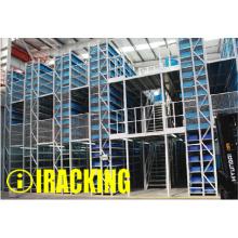 Mezzanine Racking (4x)