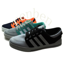 New Hot Arriving Style Men′s Canvas Shoes