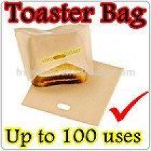 Горячие пакеты для хлеба из пищевого ПТФЭ