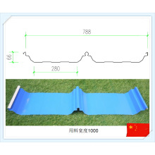 China Wiksind High Quality Metal Steel Plate for Roof