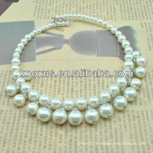 Nachahmung Perlenkette (KCXL-A23)