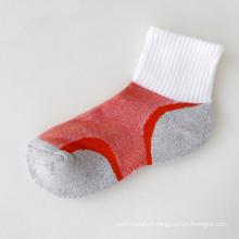 Chaussettes de sport en coton pour femmes (WA703)