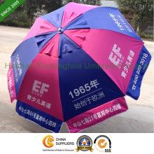 2,5 m velame dupla exterior guarda-sol para publicidade (BU-0060WD)