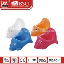 Supermaket matériau PP vente chaud pot plastique bébé
